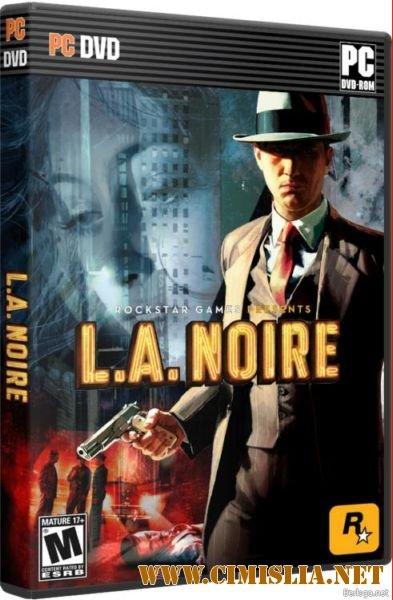 Скачать с торрента L.A. Noire The Complete Edition (2011) PC RePack